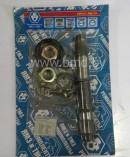 Ремкомплект привода вентилятора 236-1308003-10 (вал, фланец, болты, гайки)