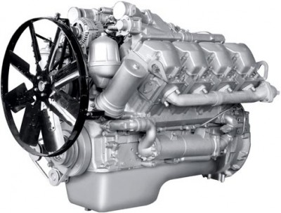 10 - Двигатель