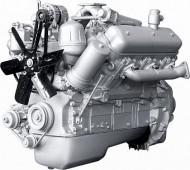 Ремонт двигателей ЯМЗ V6 ЕВРО 0 - 3