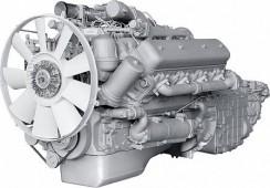 Ремонт двигателей ЯМЗ V8 ЕВРО 3 - 4